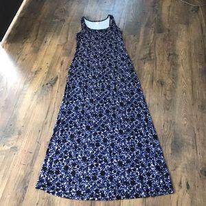 Old Navy Maxi Dress NWOT size Medium Tall